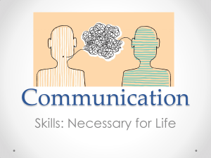 Communication Skills updated-12-3