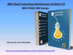 IBM C5050-280  Dumps PDF Collection
