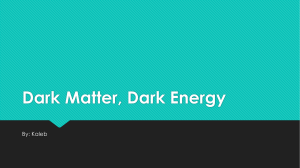 Dark Matter, Dark Energy and Normal Matter