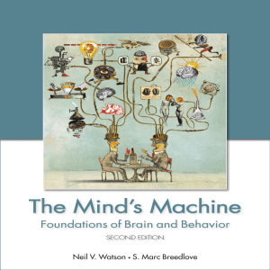 The Mind's Machine - Foundations of Brain and Behavior, 2nd Edition