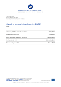 ich-e-6-r2-guideline-good-clinical-practice-step-5 en