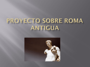 AncientRomeproject