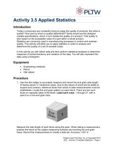 A3 5 AppliedStatistics[1]