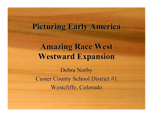 Norby Debra-Amazing Race West