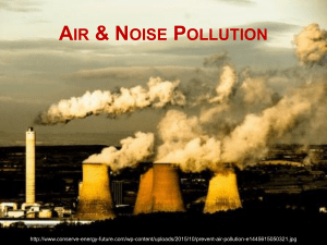 L10 Air and Noise Pollution UPDATED JUNE 2017