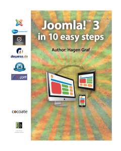 (Hagen Graf) Joomla3 in 10 Easy Steps