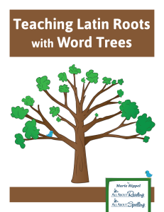 Teaching-Latin-Roots-with-Word-Trees