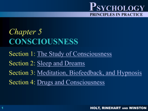 psychology chapter 5 ppt