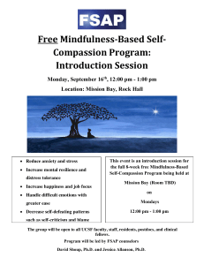 Mindfulness Course-Flyer MB 2019