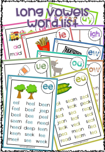 long-vowel-words-list