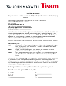 Template Speaking Agreement (1)
