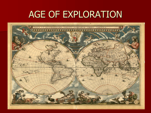 AP AGE OF EXPLORATION powerpoint