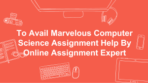 To Avail Marvelous Computer Science Assignment Help By Online Assignment Expert