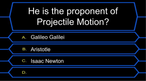 Quiz-Bee-for-Projectile
