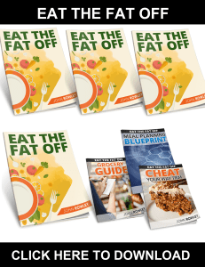 Eat The Fat Off PDF, eBook by John Rowley