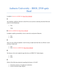 Auburn University - BIOL 2510 quiz final. Graded 100%. All Correct Answers
