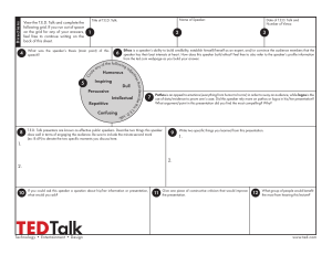 Ted Talk Organizer copy