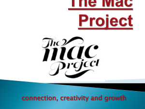 The Max Project PPT