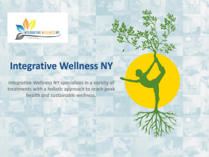 Integrative Wellness NY