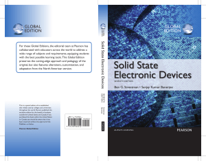Solid-State-Electronic-Devices-Global-Edition