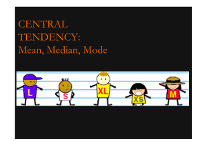 3-central tendency-NC