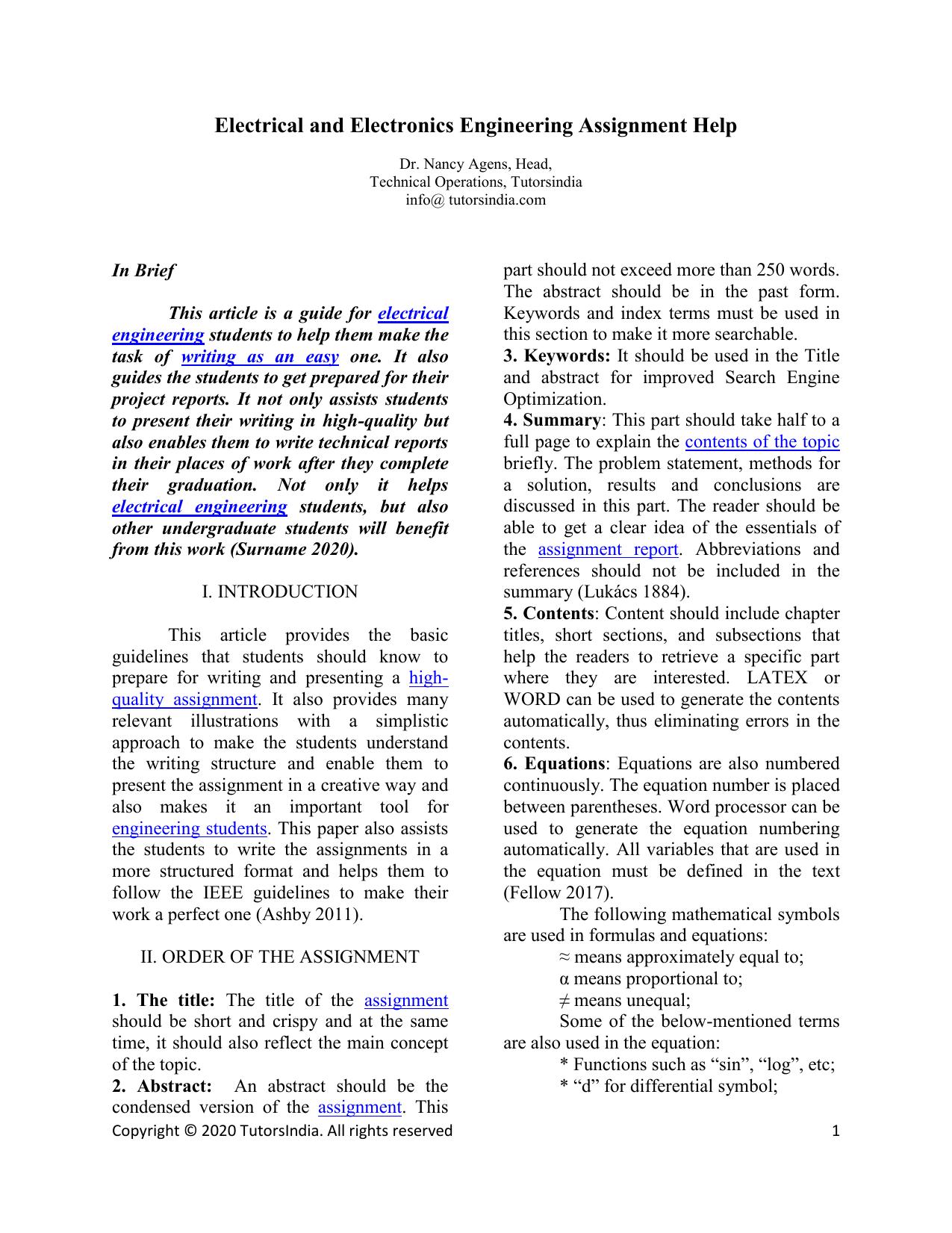 Model mla research paper