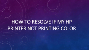 How To Resolve If my HP printer not