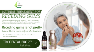Regenerate Gum Tissue Naturally