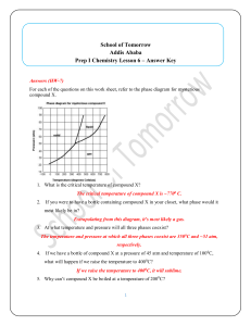 Grade 11 Chemistry Lesson 6 - Answer key (2)