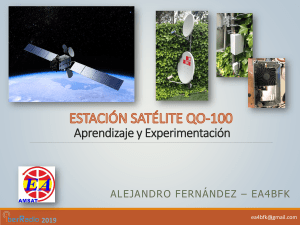 Amateur Radio Satellite Station for QO-100. An Introduction to Microwaves