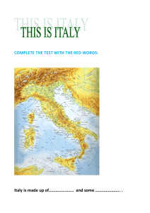 the-italy-reading-comprehension-exercises 6331
