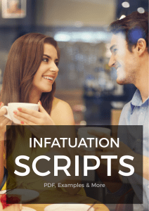 Infatuation Scripts PDF Examples (Clayton Max)