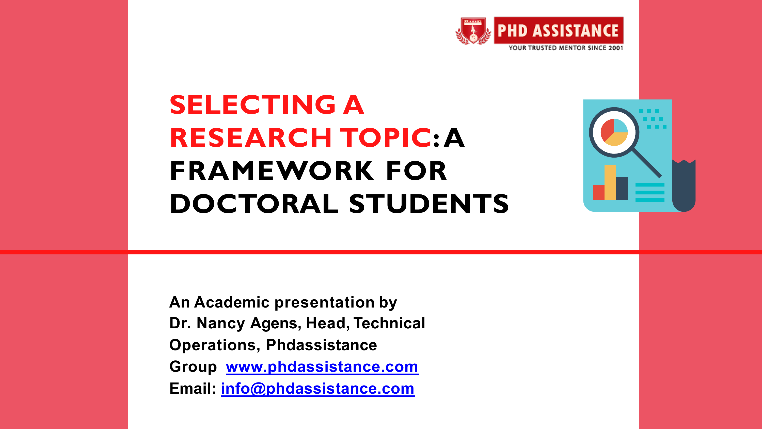 Dissertation titles for business students