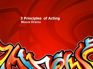 3 principles of Acting (1)