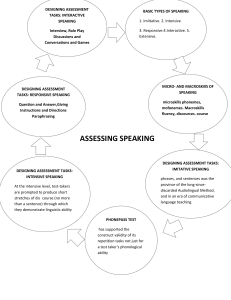 cognitive circle map assessment