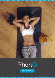 Introduction About Weight Loss™ by PhenQ