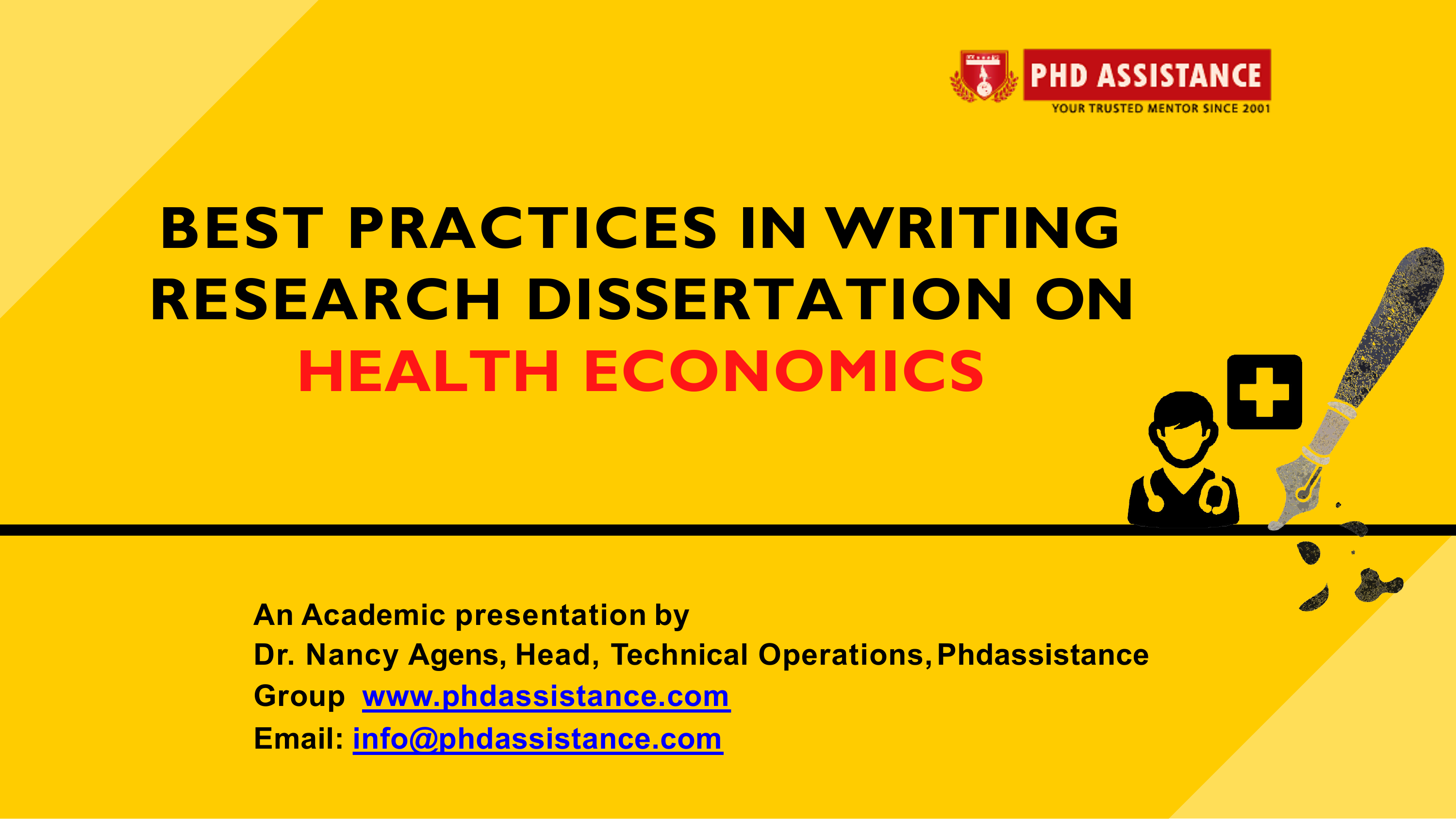 23 Powerful Topics For A Research Paper On Health Economics