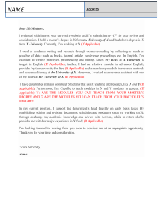 PhD cover letter-Template