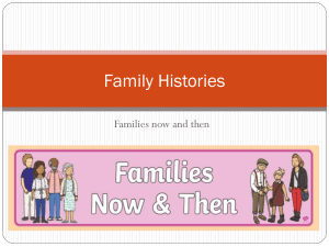 Family Histories (2)