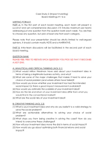 EFN555 Case Study 2 Question Bank