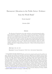 Limodio (2019) - World Bank bureaucrat allocation (1)