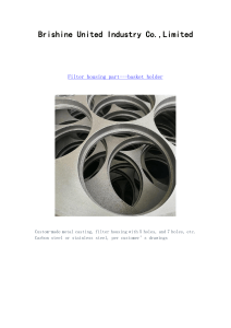 Custom Steel Bushing Manufacturers