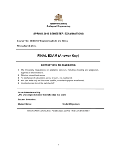 Sample Final Exam-Aman-Spring2016-with solution