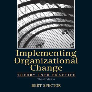 Implementing organisational change