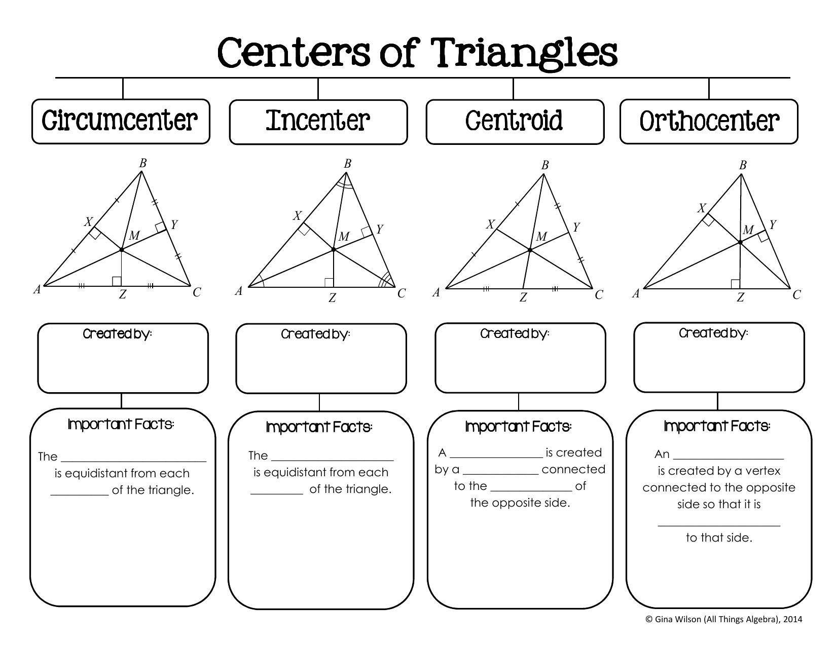 CentersofTriangles-GraphicOrganizer