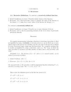 course notes discrete math #1