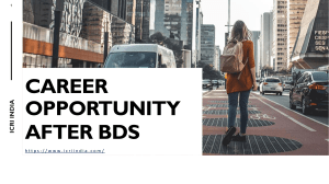 Career Opportunity After BDS