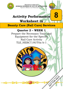 TLE-8-APW Beauty-CareNailServices Week1-final