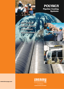 Polyken-Pipeline coating-systems