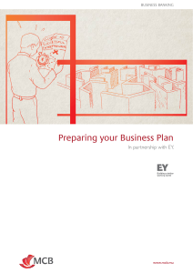 Business Plan tcm70-30217